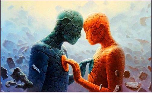 Про эмоции, эмпатию  у нас и у них…