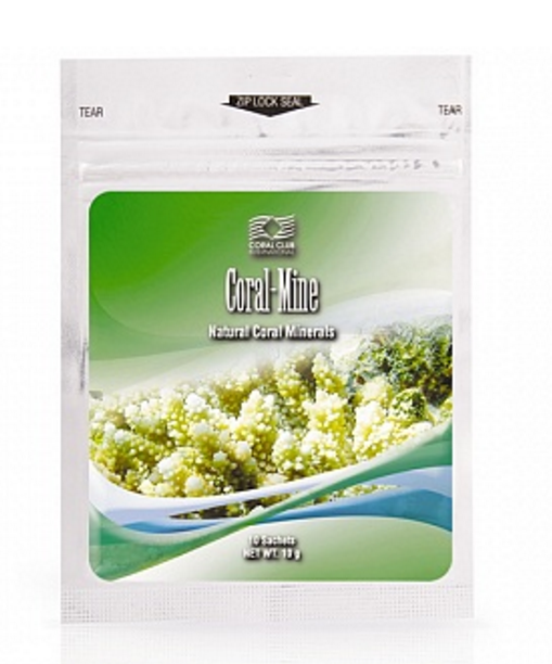 Корал-Майн – натуральный продукт и оптимален для здоровой жизни.