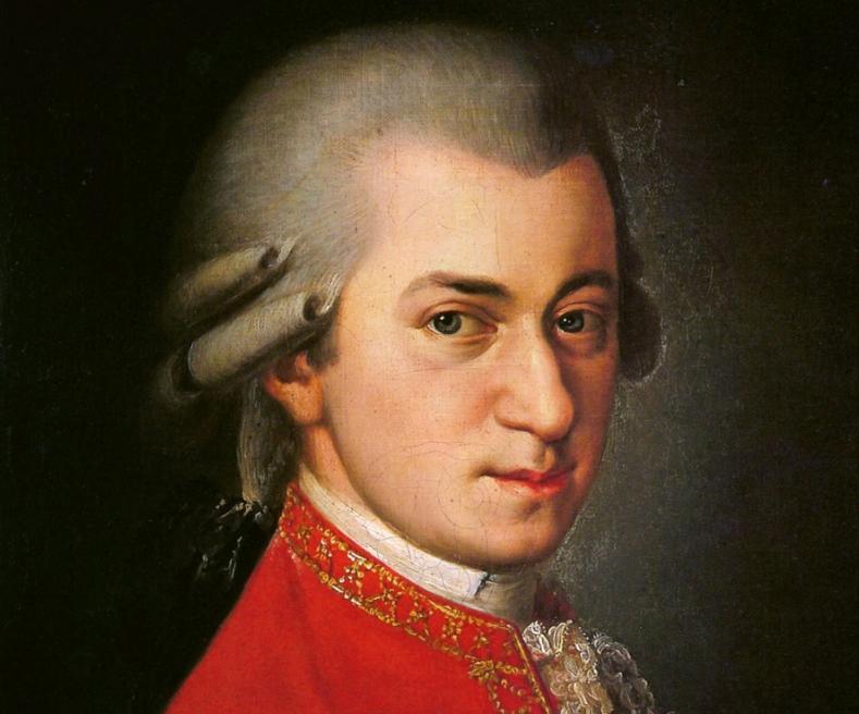 Моцарт и его музыка –  совокупность различных вибраций с разнообразной частотой.