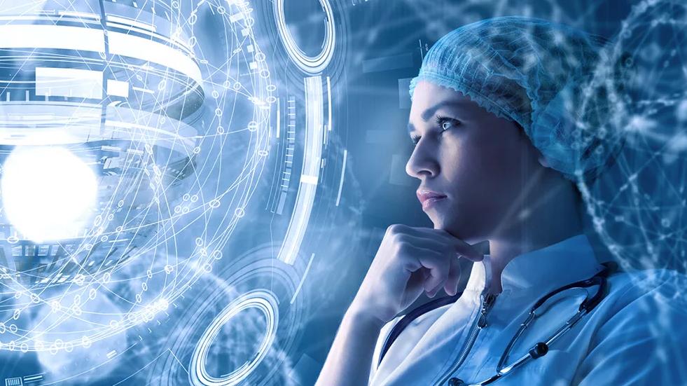 Медицина будущего, которое не за горами.